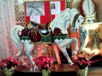 """The Merry Go Round Museum """"Holiday Workshop"""""""