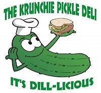 Krunchie Pickle Delivers!