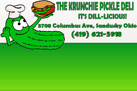 The Krunchie Pickle Deli